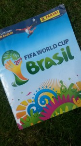 World Cup Sticker Book