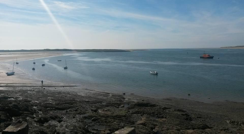 Appledore beach