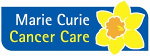 Marie Curie Care logo
