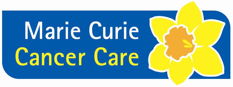 Marie Curie Care logo