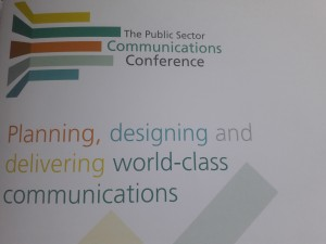 Public Sector Comms Conference